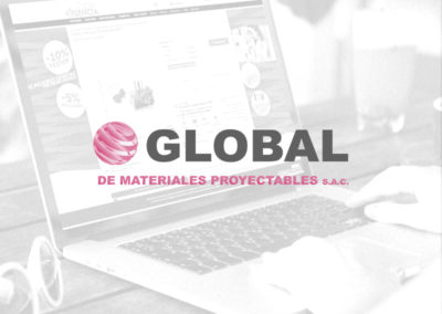 Global de Materiales Proyectables